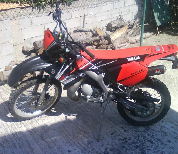 moto yamaha dt 50 r