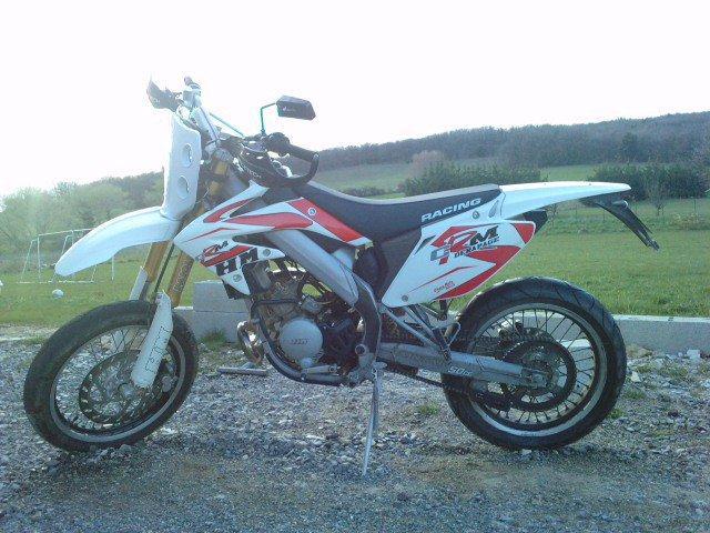 Dossier TT : quelle moto pour débuter en cross ou en enduro?  125 cm3  250